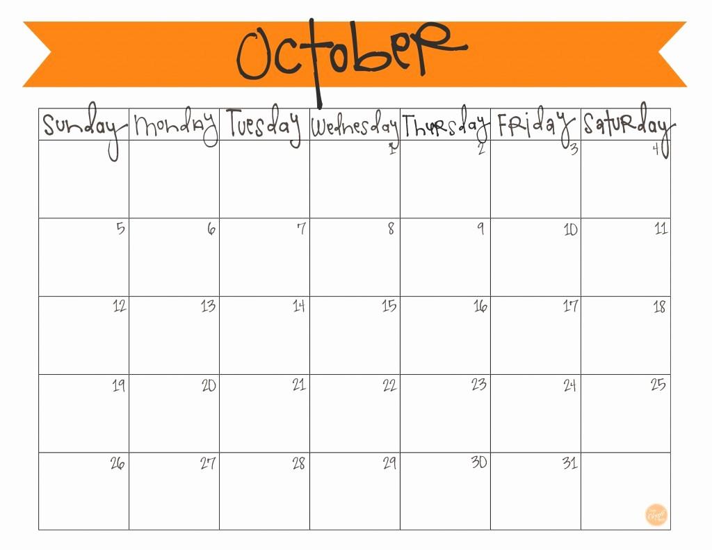 Free Calendar Templates August 2015 Elegant October 2015 Calendar Template – 2017 Printable Calendar