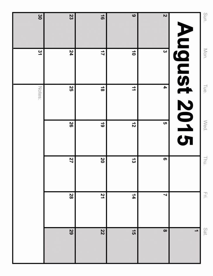 Free Calendar Templates August 2015 Luxury Calendar August 2015 Calendar