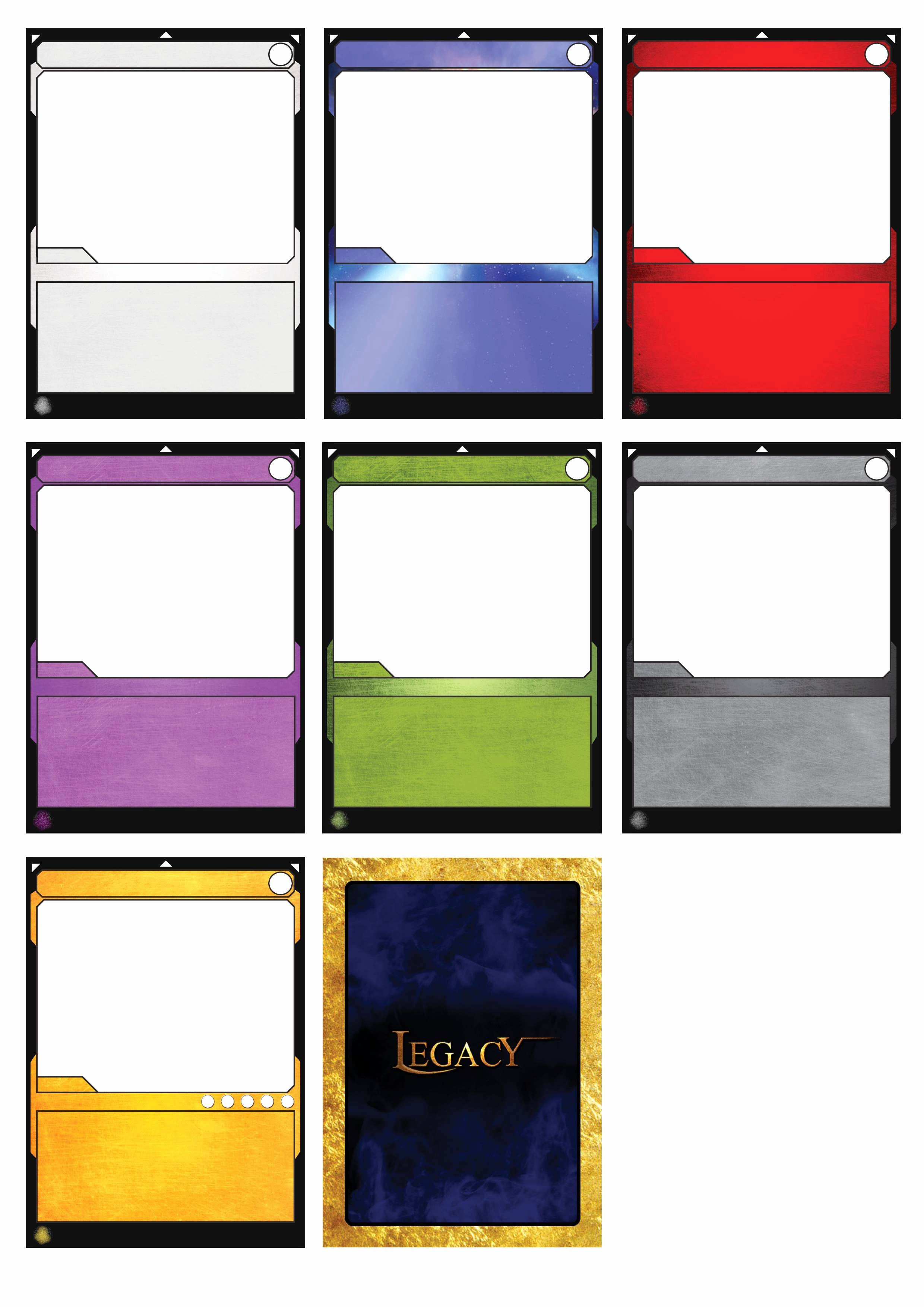 Free Card Templates for Word Elegant Best S Of Game Card Template Board Game Blank Card