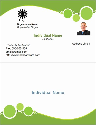 Free Card Templates for Word Lovely Free Business Card Templates for Cardworks Business Card Maker