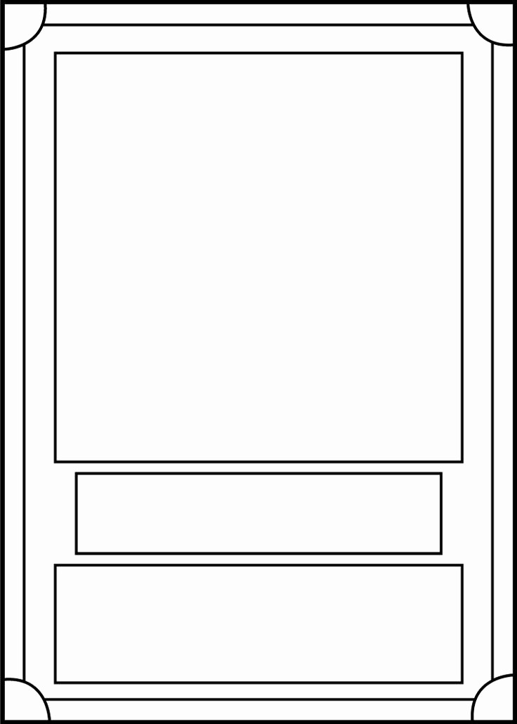Free Card Templates for Word Lovely Trading Card Template Front by Blackcarrot1129 On