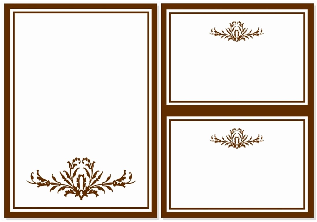 Free Card Templates for Word Luxury Card Template Blank Invitation Templates Free for Word