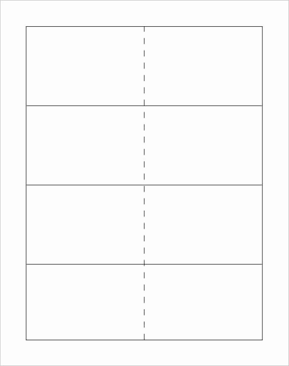 Free Card Templates for Word Unique 10 Flash Card Templates Doc Pdf Psd Eps