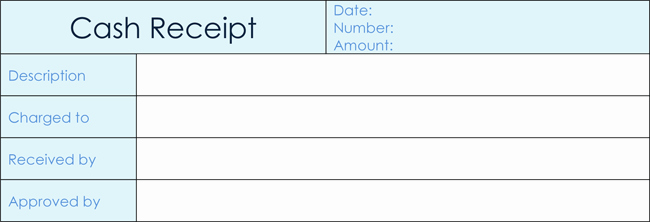 Free Cash Receipt Template Word Lovely 21 Free Cash Receipt Templates for Word Excel and Pdf