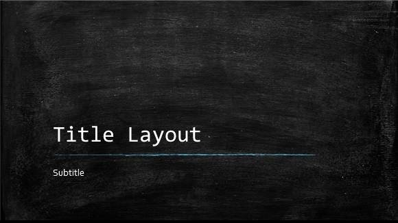 Free Chalkboard Background for Powerpoint Unique Free Classroom Chalkboard Template for Powerpoint Line