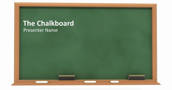 Free Chalkboard Background for Powerpoint Unique How to Create A Simple Powerpoint Blackboard Presentation