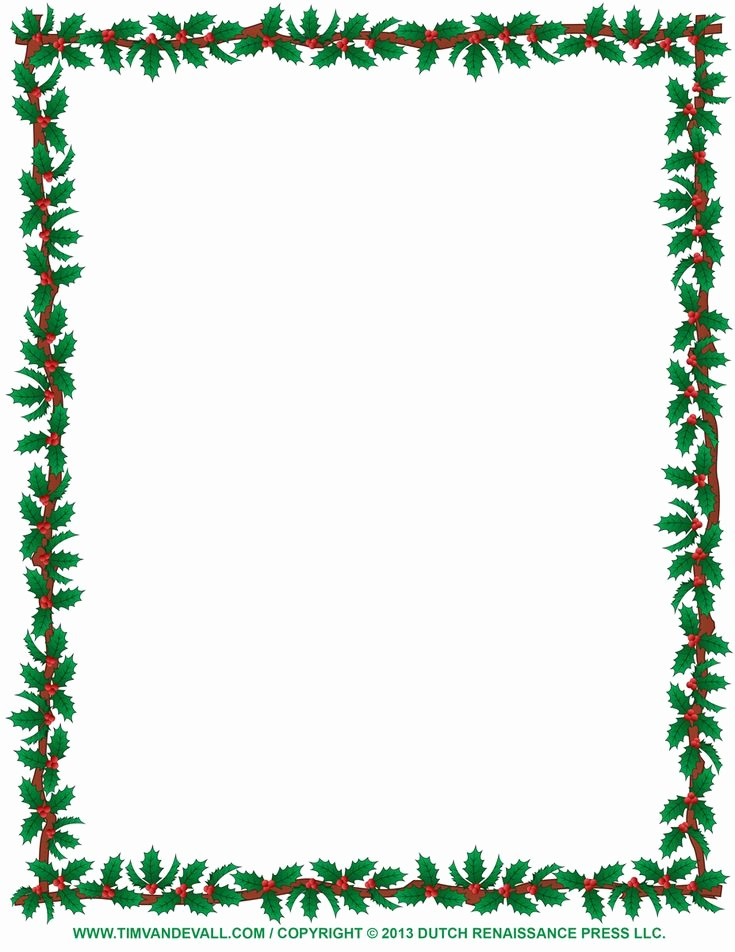 Free Christmas Borders for Letters Elegant the 25 Best Borders and Frames Ideas On Pinterest