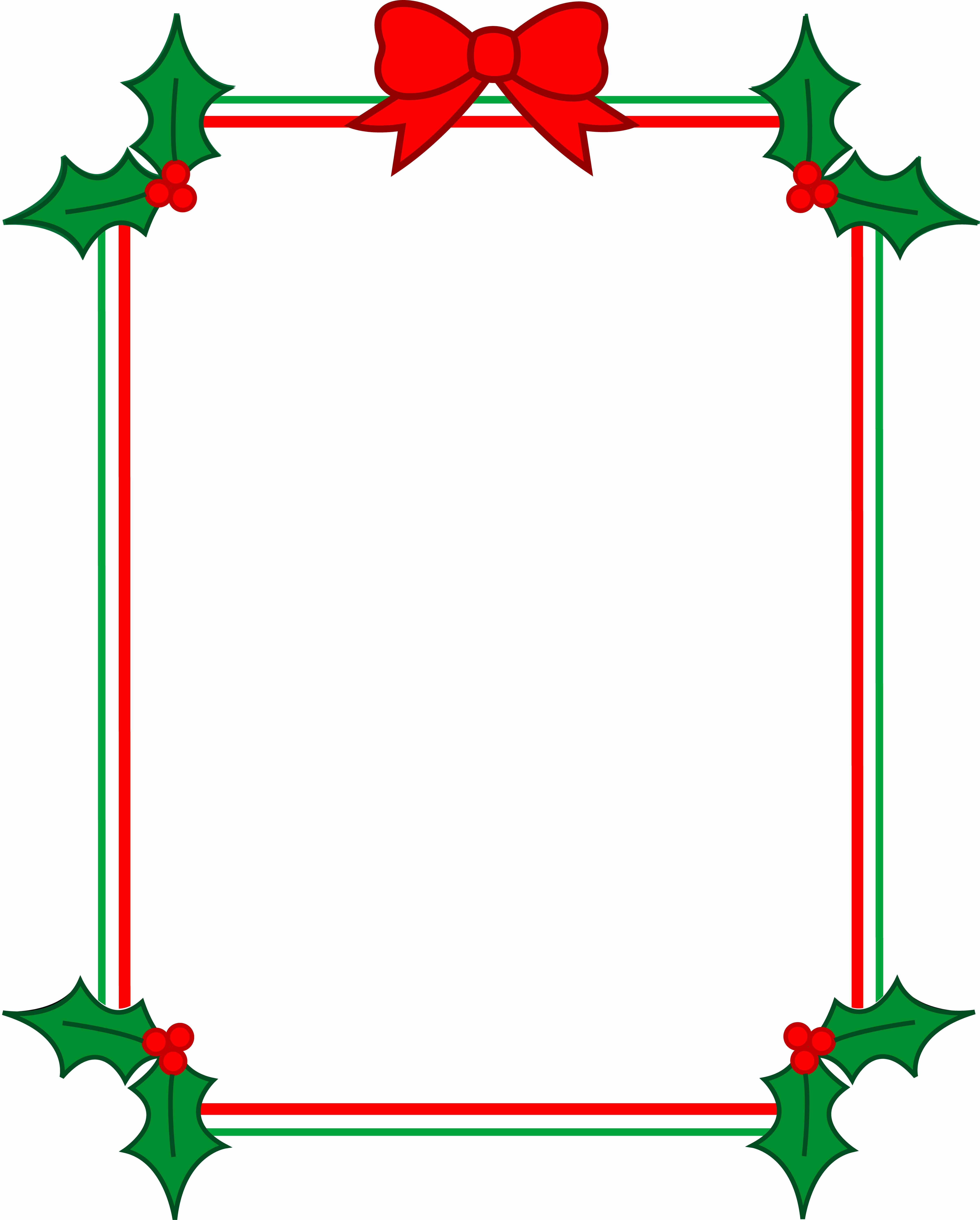 Free Christmas Borders for Letters Fresh Christmas Border for Free Download