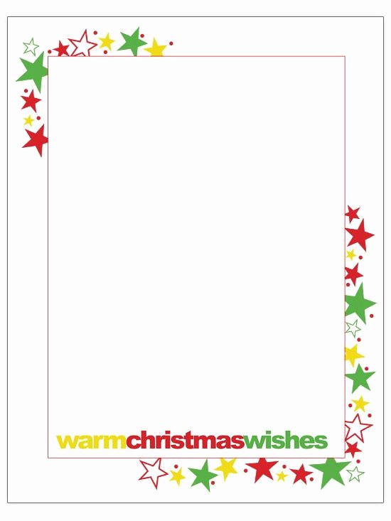 Free Christmas Borders for Letters Inspirational 42 Best Christmas Letter Printables Images On Pinterest