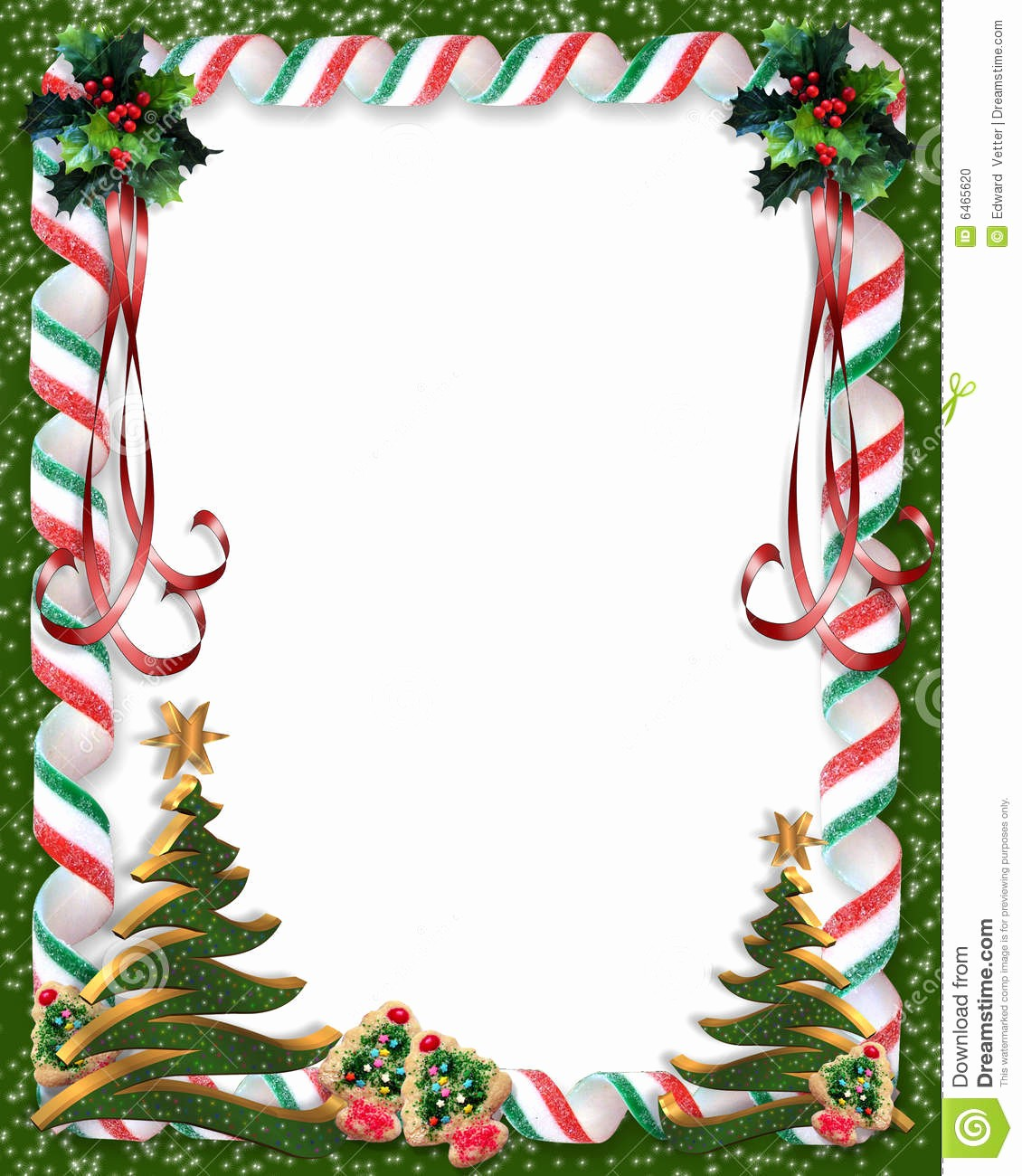 Free Christmas Borders for Letters New Elf Christmas Border – Festival Collections