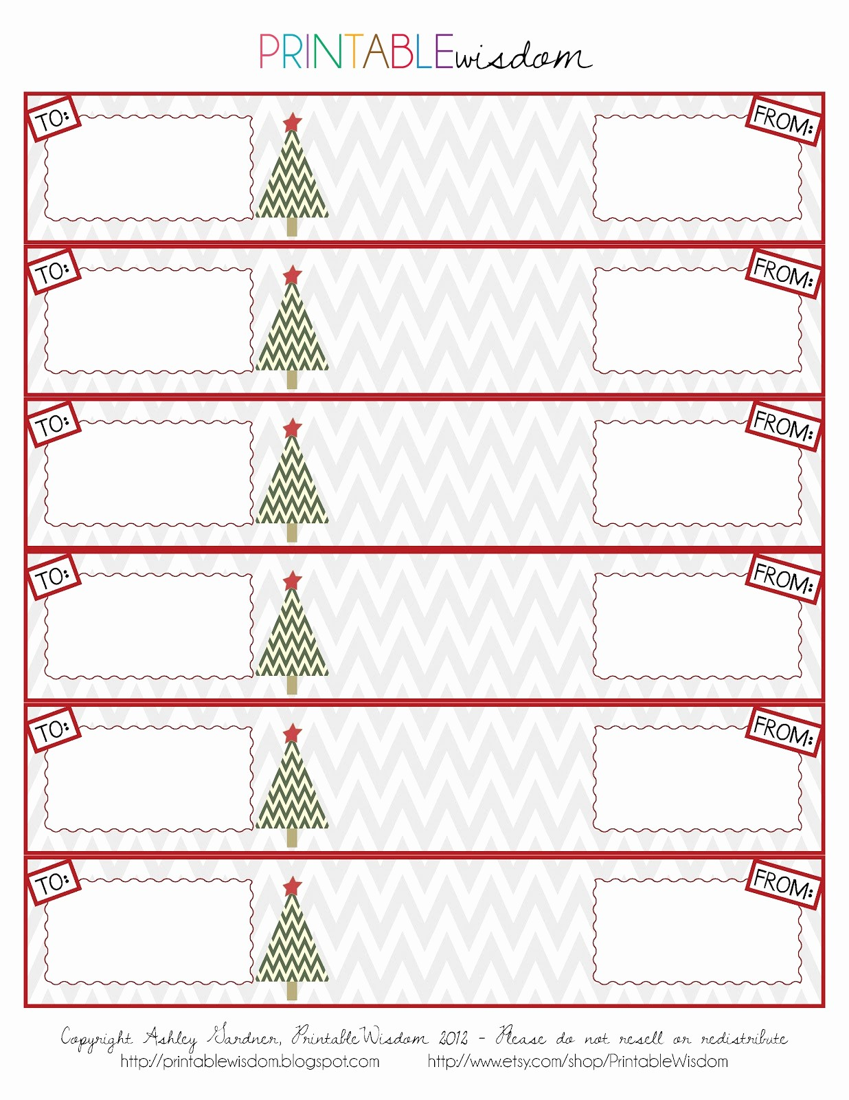 Free Christmas Return Address Labels Awesome Free Printable Christmas Address Labels – Happy Holidays