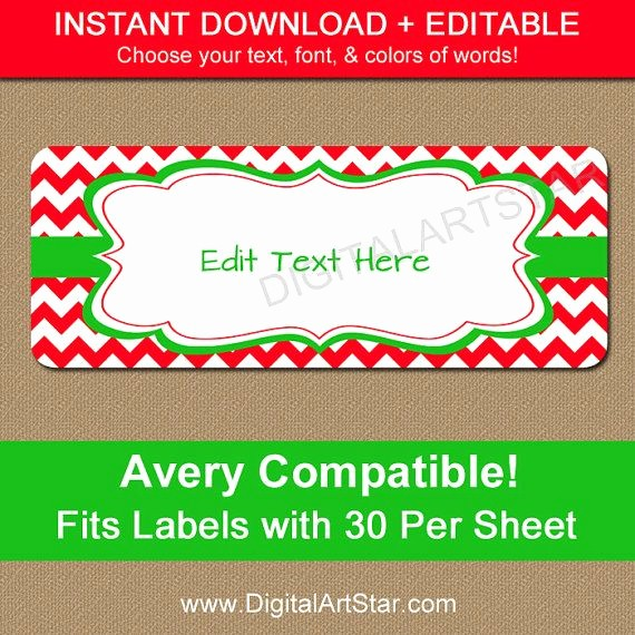 Free Christmas Return Address Labels Awesome the 25 Best Address Label Template Ideas On Pinterest