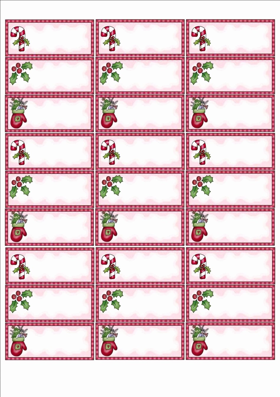 Free Christmas Return Address Labels Beautiful Address Label Templates Free Example Mughals Christmas