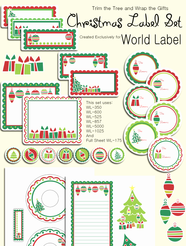 Free Christmas Return Address Labels Best Of Christmas Labels Ready to Print