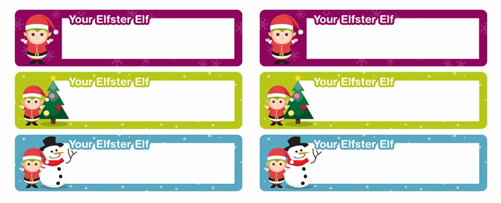 Free Christmas Return Address Labels Best Of Christmas Return Address Labels Free Printable