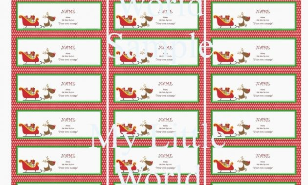 Free Christmas Return Address Labels Lovely why Free Printable Holiday Return Address