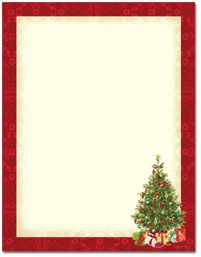 Free Christmas Stationery to Print Unique Printable Christmas Stationery