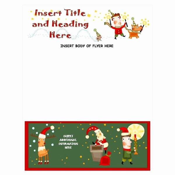 Free Christmas Template for Word Lovely Guide to Finding A Free Christmas Letter Template