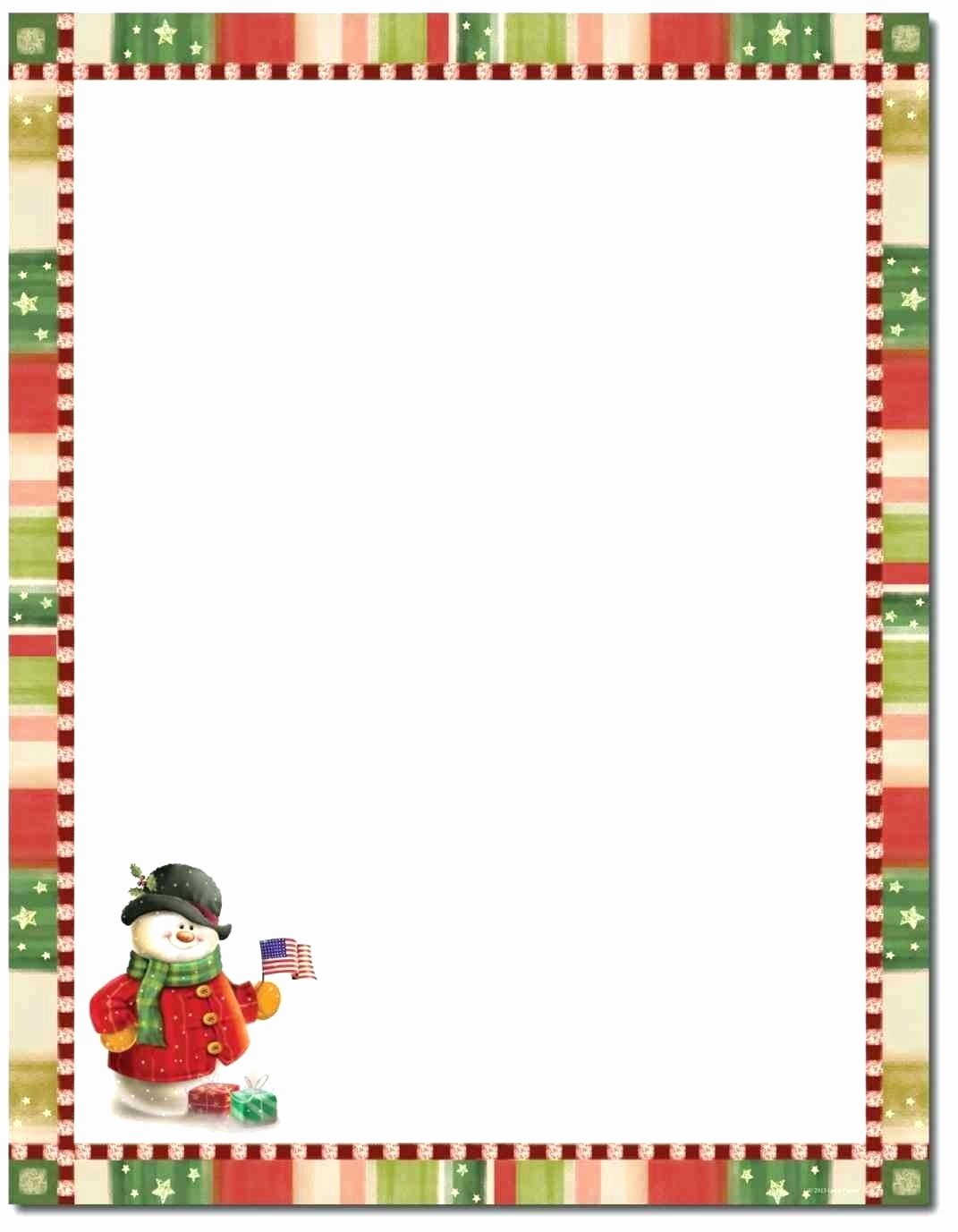 Free Christmas Template for Word Unique Template Christmas Template Word