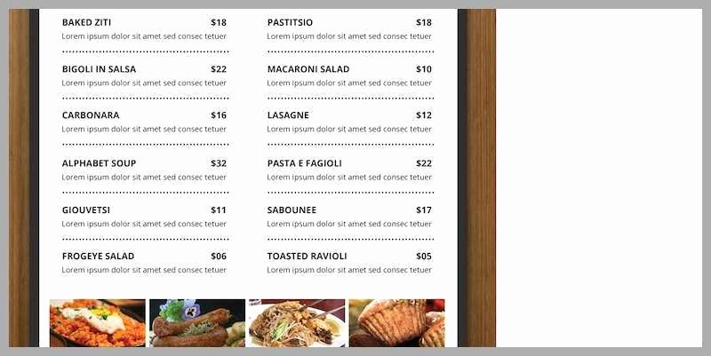 Free Concession Stand Menu Template Inspirational 70 Good Graph Concession Stand Flyer Template