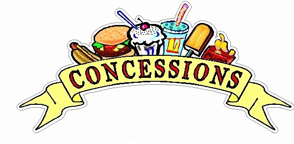 Free Concession Stand Menu Template Luxury Concession Stand Snacks Clipart Clipart Best