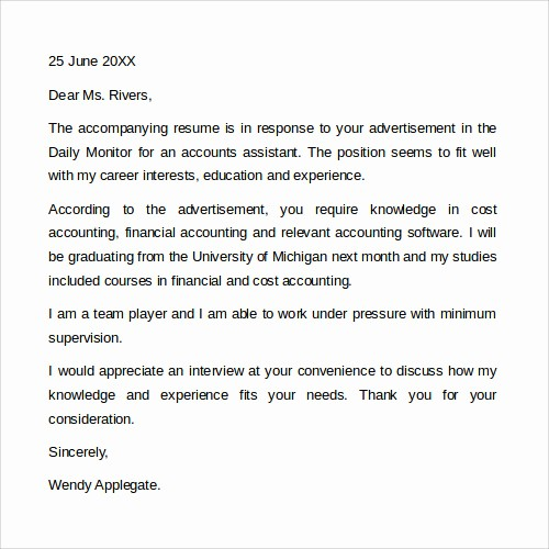 Free Cover Letter Template Download Beautiful 20 Cover Letter Templates