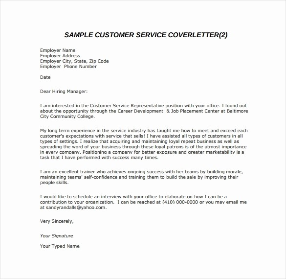 Free Cover Letter Template Download New Cover Letter Email Sample Template
