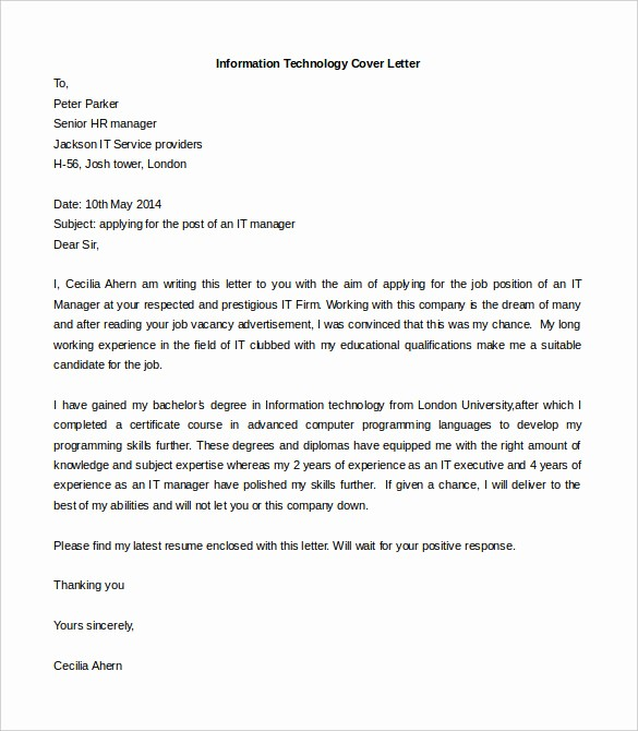 Free Cover Letter Templates Pdf Beautiful 54 Free Cover Letter Templates Pdf Doc