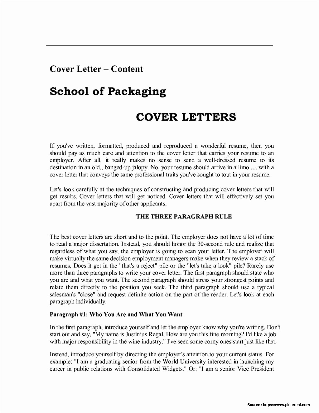 Free Cover Letters for Resumes New Sample Resume and Cover Letter Pdf Resume Resume