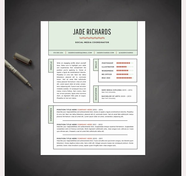 Free Creative Cover Letter Templates Beautiful Creative Resume Template 79 Free Samples Examples