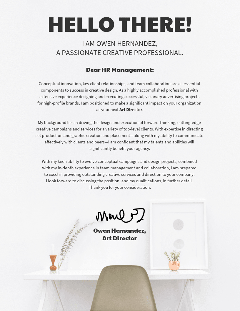Free Creative Cover Letter Templates Unique 10 Cover Letter Templates and Expert Design Tips to