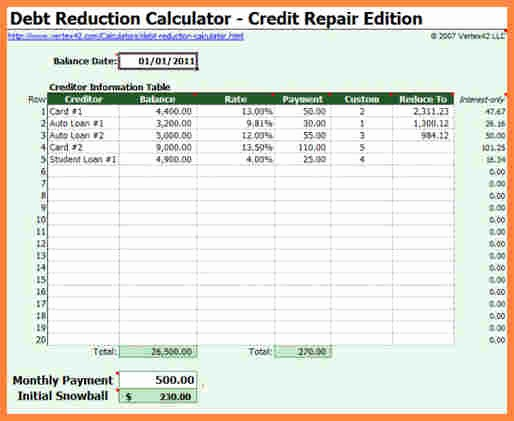 Free Credit Card Tracking Spreadsheet Awesome 8 Credit Card Spreadsheet Template