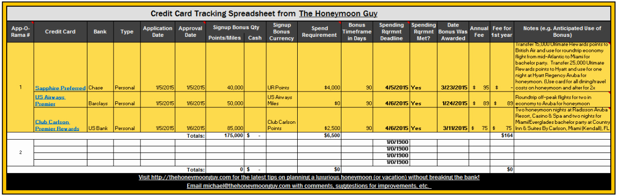 Free Credit Card Tracking Spreadsheet Fresh A Free Spreadsheet to Track Your Credit Cards the