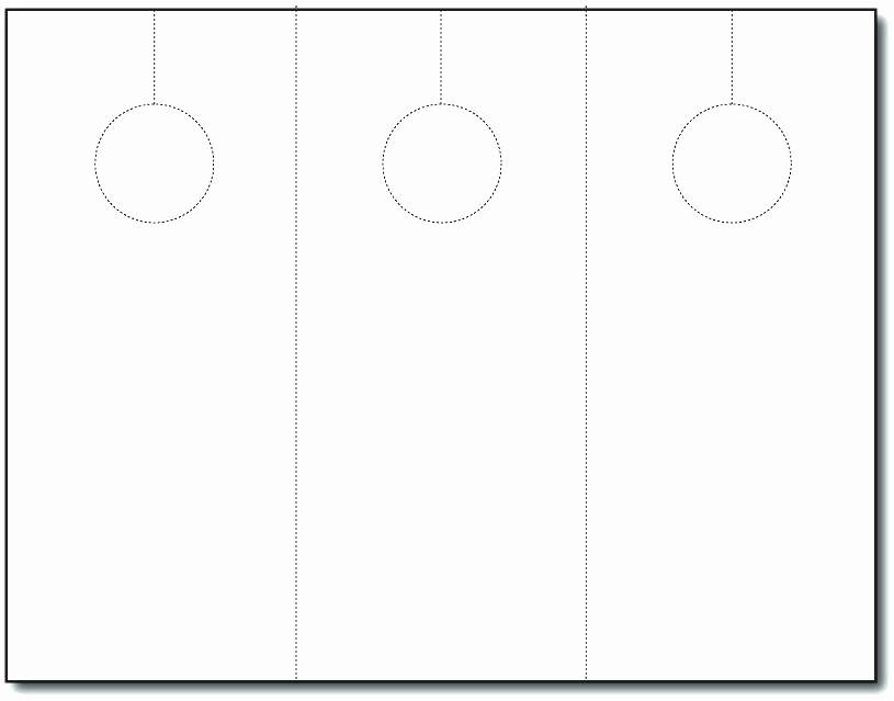 Free Door Hanger Template Word Best Of Nice Door Hangers Template Gallery Door Hanger