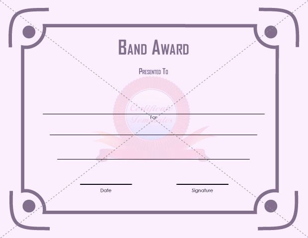 Free Download Award Certificate Templates New Certificate Templates Free Printable Certificate