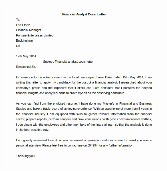Free Download Business Letter Template Lovely 54 Free Cover Letter Templates Pdf Doc