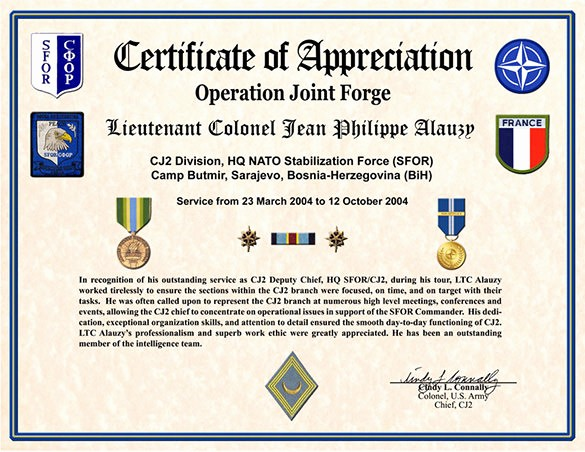 Free Download Certificate Of Appreciation Elegant 29 Certificate Of Appreciation Templates Word Pdf Psd