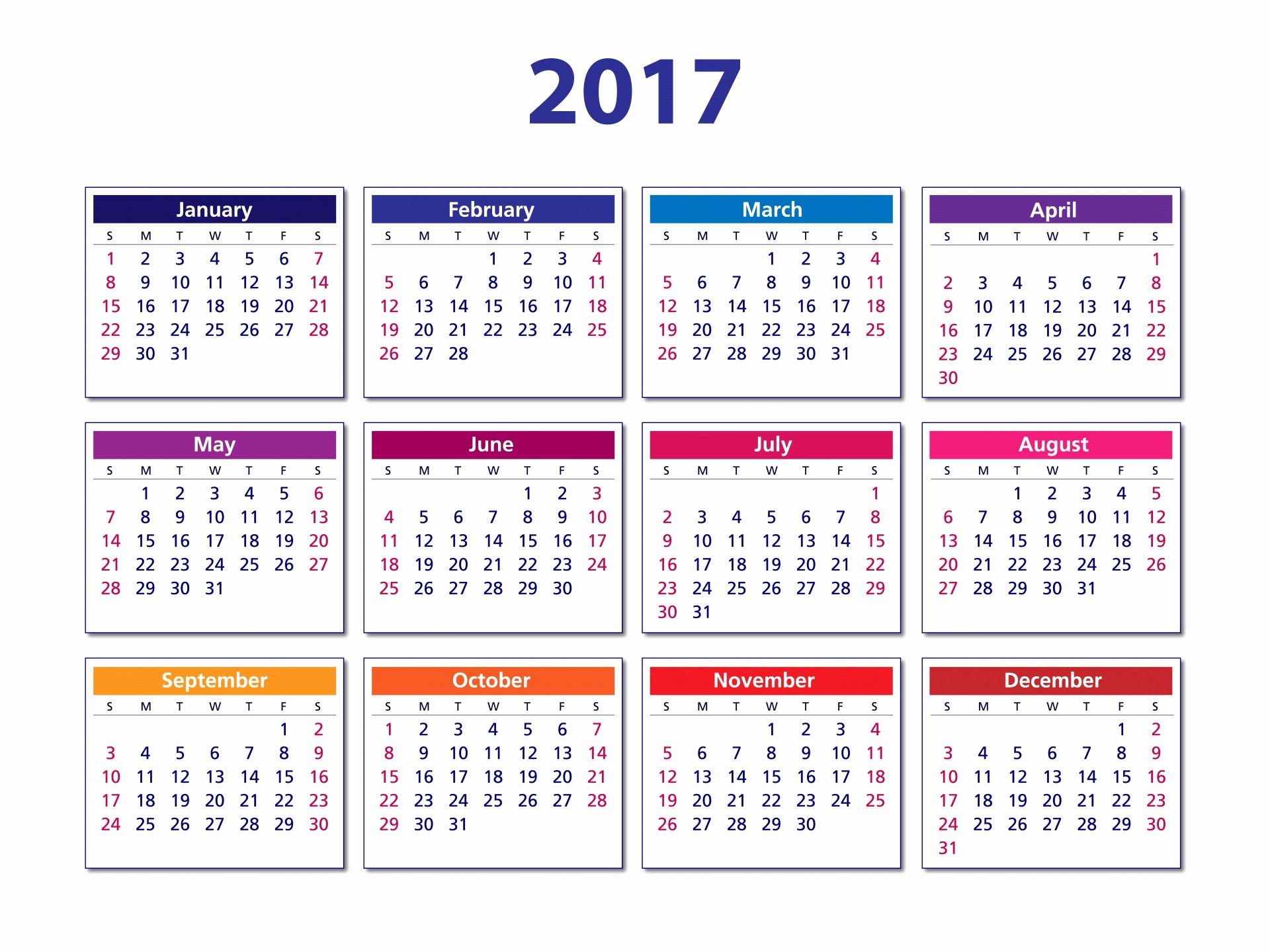 Free Download Of 2017 Calendar Beautiful 2017 Calendar Free Stock Public Domain