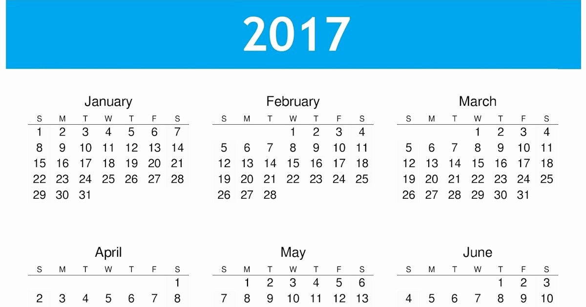 Free Download Of 2017 Calendar Inspirational Twitter Headers Covers Wallpapers Calendars