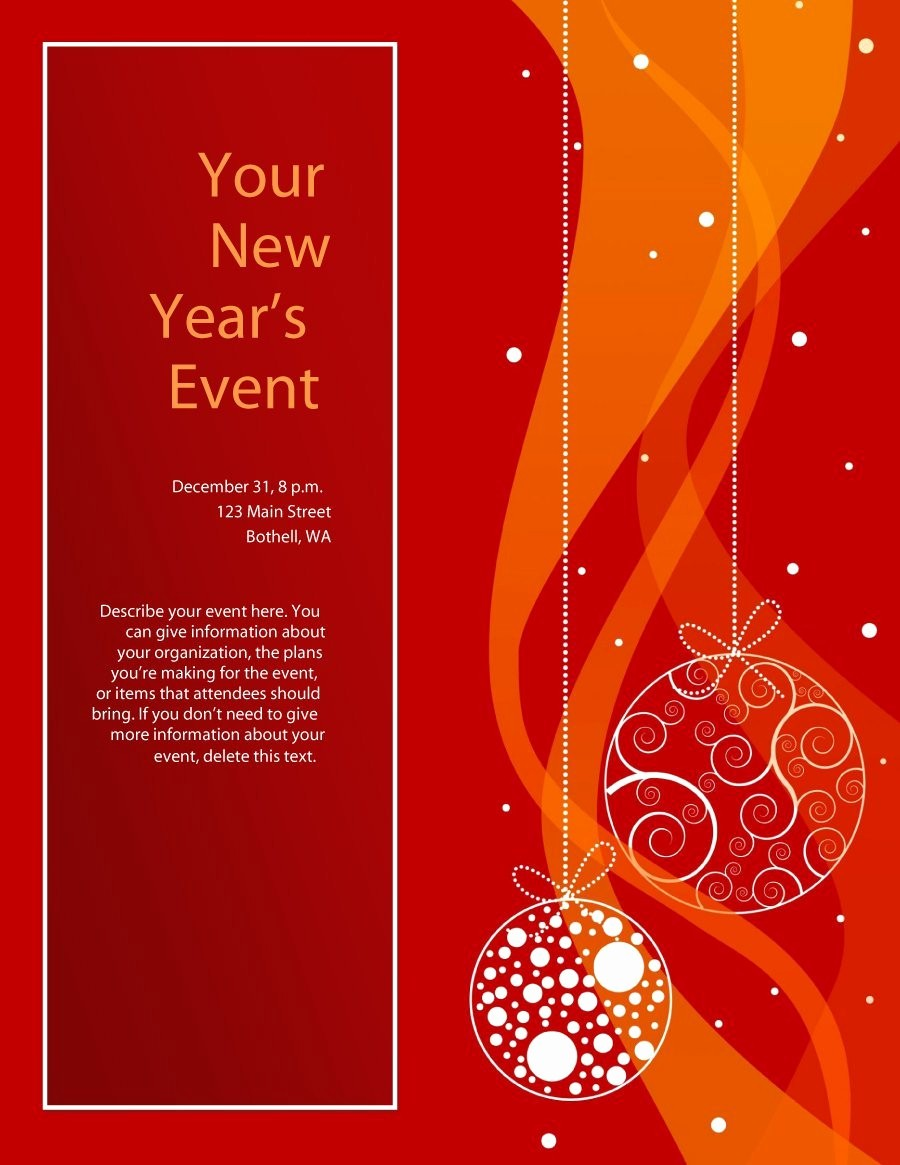 Free Download Templates for Word Elegant 41 Amazing Free Flyer Templates [event Party Business