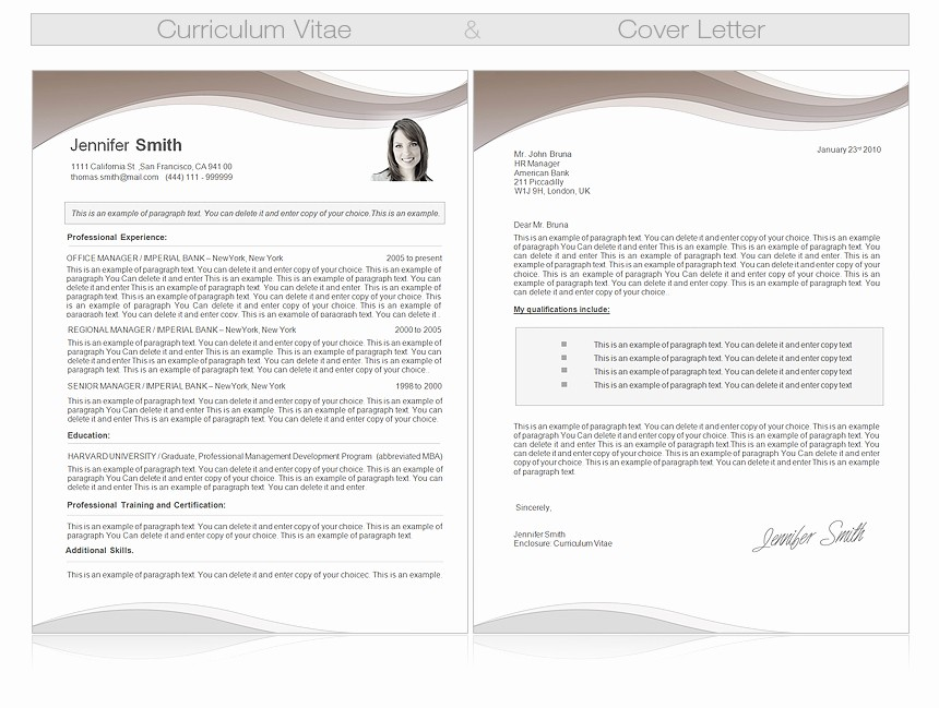 Free Download Templates for Word Unique 10 Best Of Curriculum Vitae Resume Templates