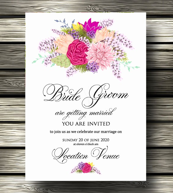 Free Download Wedding Program Template Lovely Wedding Program Template 41 Free Word Pdf Psd