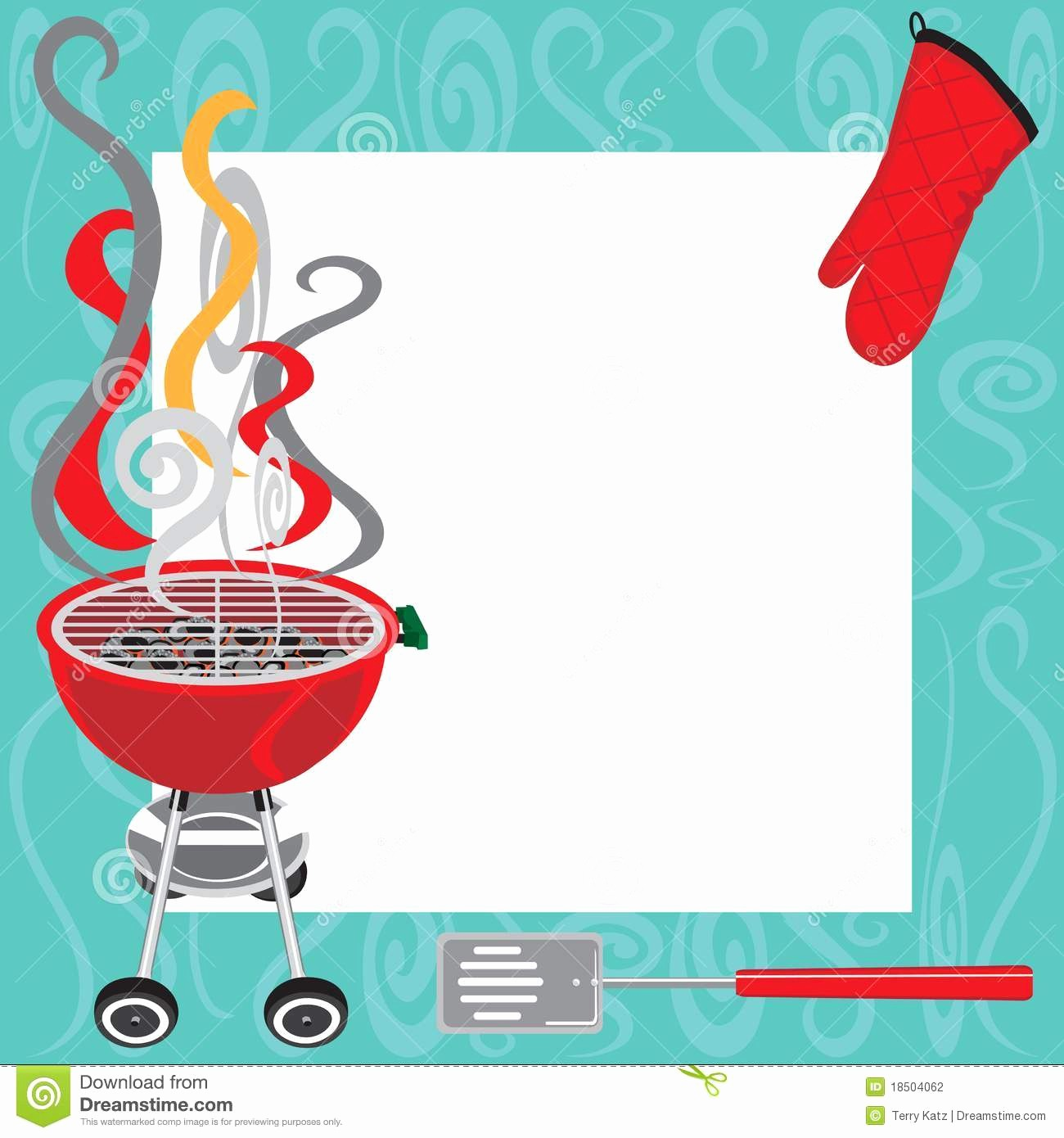 Free Downloadable Bbq Invitation Template Lovely 9 Best Of Printable Blank Bbq Invitations Bbq