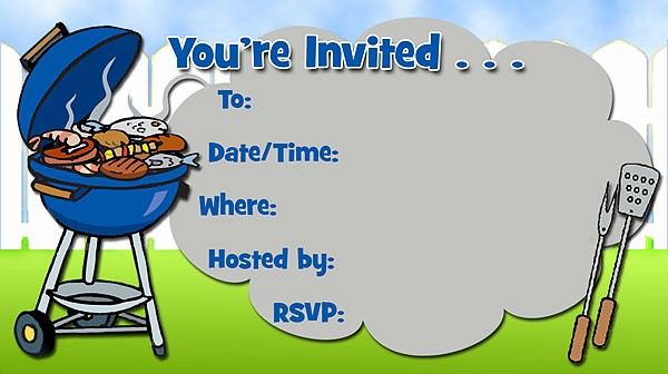 Free Downloadable Bbq Invitation Template New Free Other Design File Page 26 Newdesignfile