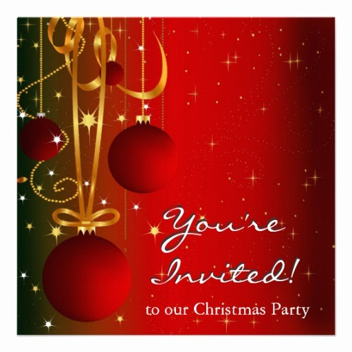 Free Downloadable Christmas Invitation Templates Inspirational Christmas Party Invitations Templates 2017 Free Printables