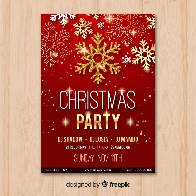 Free Downloadable Christmas Invitation Templates Inspirational Free Downloadable Save the Date Christmas Party Templates