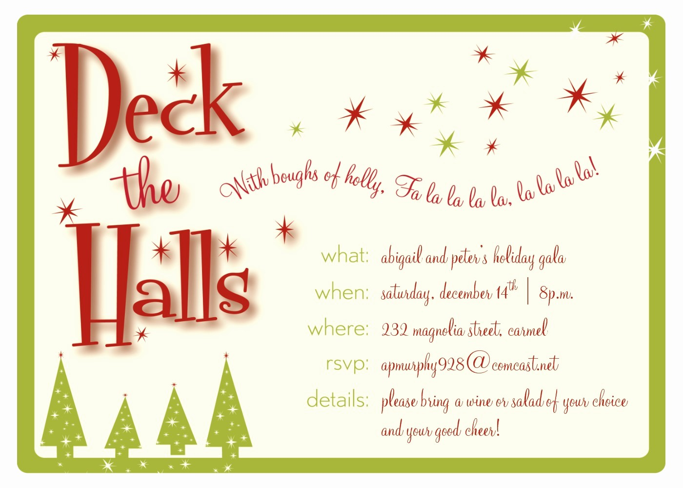 Free Downloadable Christmas Invitation Templates Unique Christmas Party Ticket Template Free Templates Station