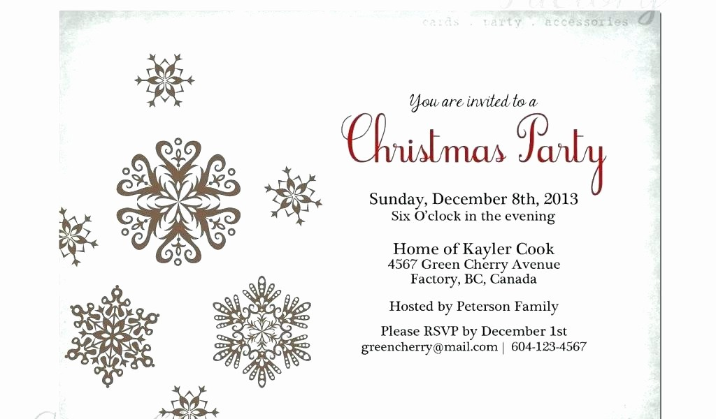 Free Downloadable Christmas Invitation Templates Unique Download by Free Printable Holiday Invitation Templates