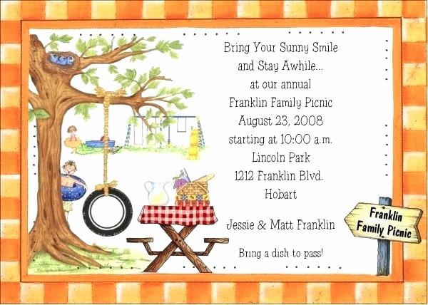 Free Downloadable Picnic Invitation Template Beautiful 9 Inspirational Free Downloadable Picnic Invitation