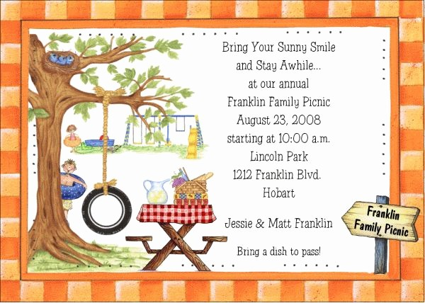 Free Downloadable Picnic Invitation Template Inspirational 25 Best Ideas About Family Reunion Invitations On